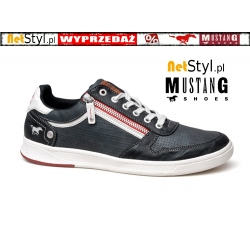 BUTY PÓŁBUTY MUSTANG SHOES 40A018