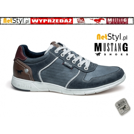 BUTY PÓŁBUTY MUSTANG SHOES 40A016