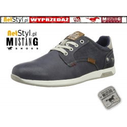 BUTY PÓŁBUTY MUSTANG SHOES 40A012