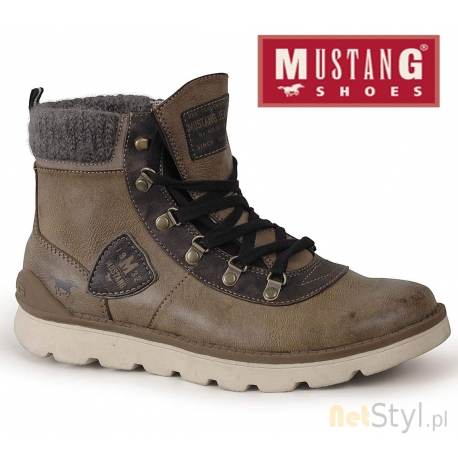 BUTY KOZAKI MUSTANG SHOES 31A007