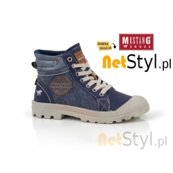 BUTY MUSTANG SHOES DAMSKIE 38C0072
