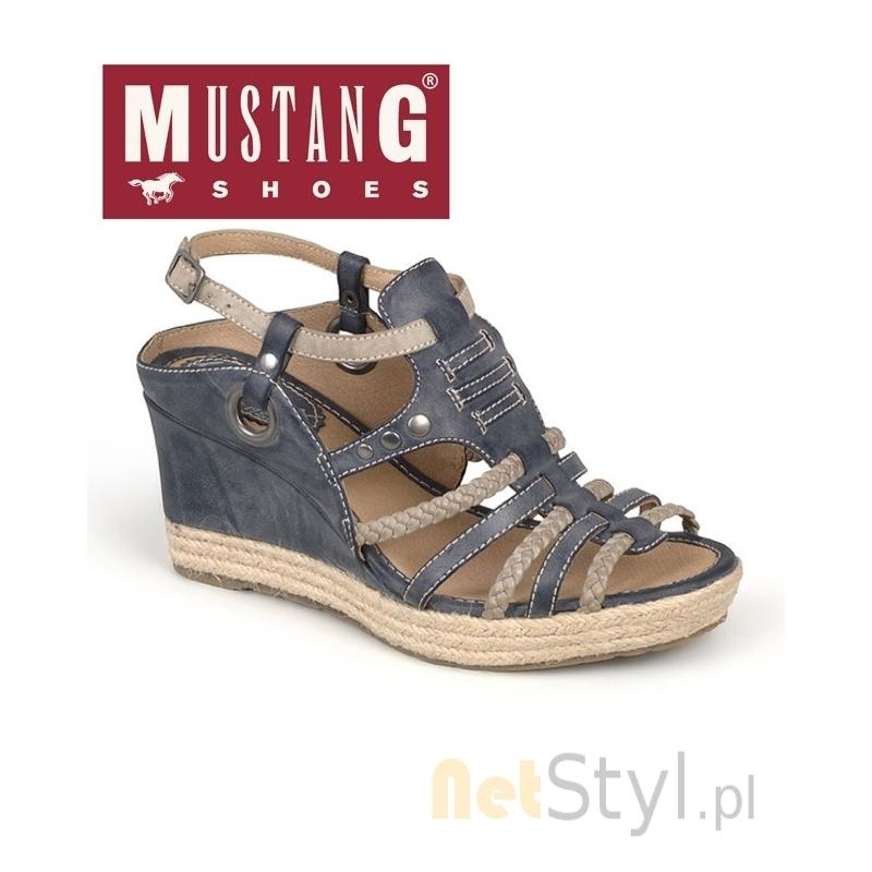 Espadryle Mustang Shoes Promocja 149 zł